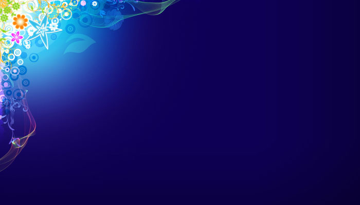 Bluish Daybreak Twitter Background