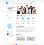 Perfect Company CSS Website Template