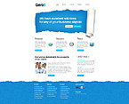 Business Solutions CSS Website Template