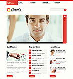 Clever Business jQuery Theme