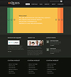 Web Design Agency WordPress Template