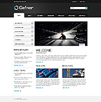 Gefner Constract Website Template