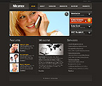 Nicatex Communications Web Template
