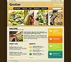 Food Broker Website Template