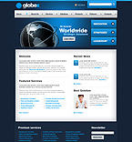Globex Business Web Template