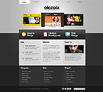 Olezoix Web Development WordPress Theme