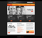 IT Consultants Web Template