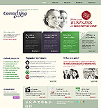 Consulting Center HTML Template