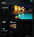 Architectural Joomla Template