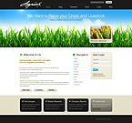 Lifestock Drupal Web Template