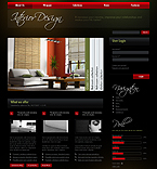 Interior Style Animated Drupal Theme