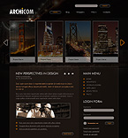 Architectural Perspectives Flash Joomla Template