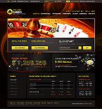 Online Casino CSS Template