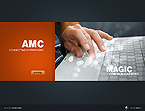 AMC Connections Flash Website