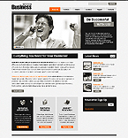 Business Group jQuery Template