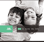 Help Children Joomla Theme