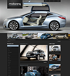 Automotive Novelties Joomla Template