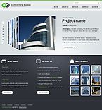 Architectural Bureau Flash Joomla Theme