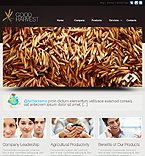 Good Harvest Flash Joomla Template