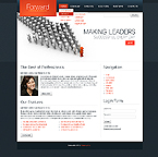 Forward Business Flash Drupal Theme
