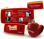 Dating flash template
