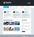 Engineering Services jQuery Template
