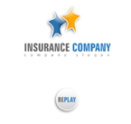 Insurance flash intro template