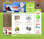 Pets osCommerce template