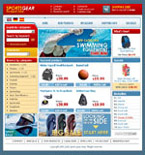 Sports osCommerce template