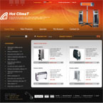 Climate store osCommerce template