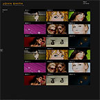 Photo video portfolio XML flash template