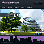 Architecture bureau flash XML template