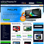 LCD on line store oscommerce template