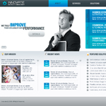 Innovate business flash XML template