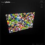 FlashMoto Photo Portfolio CMS Template