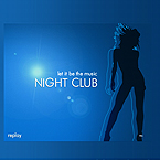 Night club flash intro
