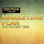 Sand marketing plan PowerPoint template