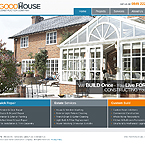 Good house XML gallery flash template