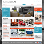 Furniture PrestaShop online store template