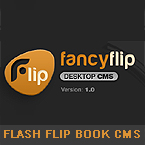 Flash Flip Book CMS 6 in 1 Package
