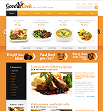 Good cook wordpress theme