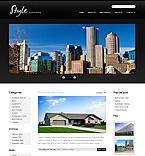 New style wordpress theme