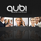 Quibi 3D Flash CMS gallery
