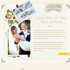 Wedding events XML flash Template