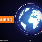 Globe ideas CMS flash template