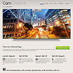 CamCreative premium WP theme