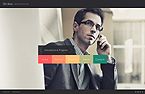 Creative business 2011 joomla template