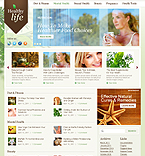 Health and care wordpress theme