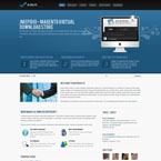 Halite Joomla Template