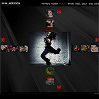 Anderson Photographer Flash XML Template